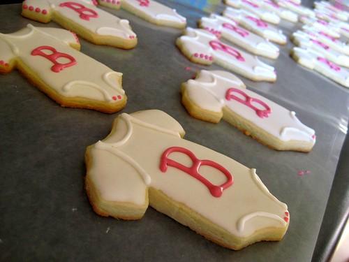 onesie cookies round 2