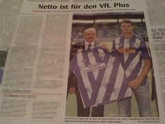 Netto ist für den VfL Plus