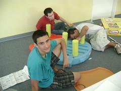 Brevard students doing CIP community service