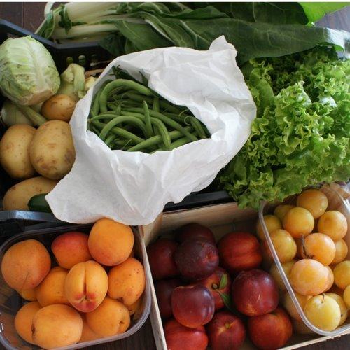 Frutta e verdura del GAS