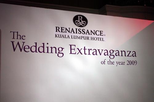 Renaissance Kuala Lumpur Hotel The Wedding Extravaganza 2009
