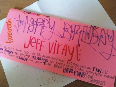 happy birthday jeffrey