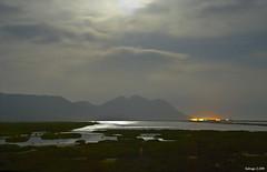 NOCHE EN LAS SALINAS (Salvador Ruiz Gómez) Tags: españa paisajes andalucía spain nocturnas almería nikond80 parquenaturalcabodegataníjar