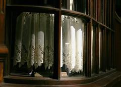 sunlight and lace (Curtis Bartlett) Tags: uk england london window shop canon eos frames lace antique curtains cityoflondon 2august 400d urbandetailspool