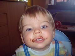 Zabawy z Nutella