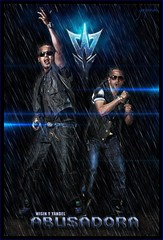 Wisin y Yandel - Abusadora (gorigo) Tags: blue la video revolución blend wisin yandel abusadora gorigo goripanda
