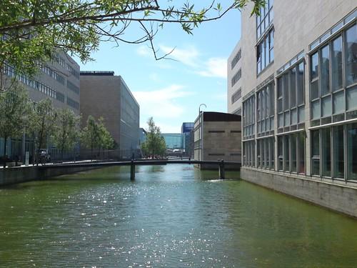 Ørestad: Emil Holms Kanal