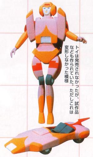 Arcee Legends Takara Vs MGT-01 (3rd party) 3817383834_90a60acc92