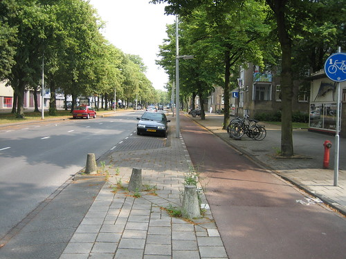 Amsterdam Complete Street
