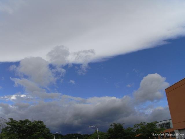 Tohoku Clouds