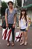 MH& Harajuku Street Fashion A cool guy