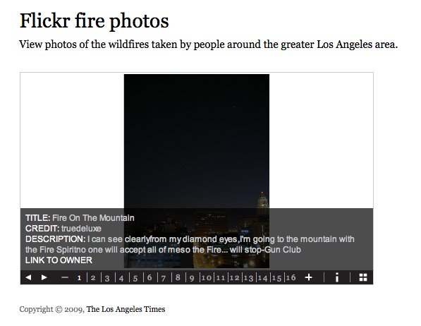 So the Los Angeles Times Thinks It's OK to Rip Copyrighted Photos From Flickr?