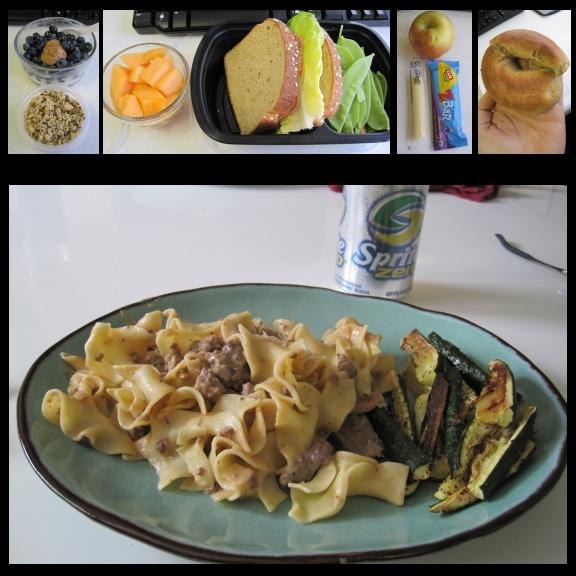 2009-09-03 food