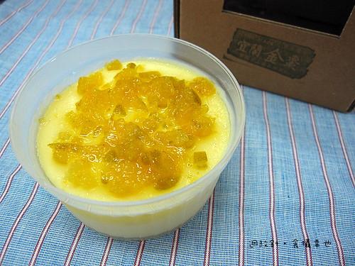 李媽媽私房手作宜蘭金棗乳酪蛋糕