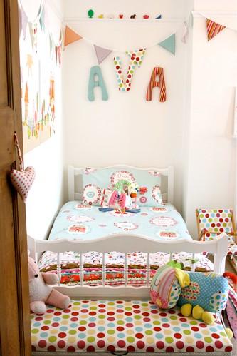 Avas Bedroom par Littlebuttontales