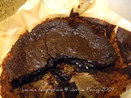 Ultra Goey Chocolate Coffee Cake