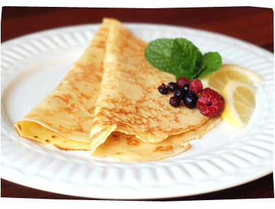 Basic Pancake Recipe