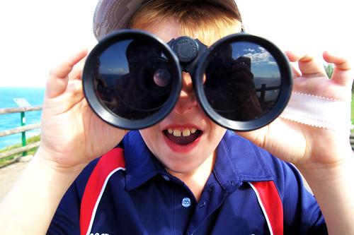 Binoculars Eyes Binocular Eyes