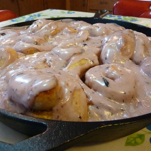 Berry Sweet Rolls