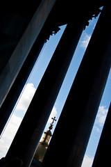 IMG_4777 (Sergei Rogozhnikov) Tags: city architecture stpetersburg cross pillar dome column portfolio saintisaacscathedral