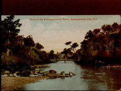 a1779 (Providence Public Library) Tags: narragansett postcardcollection pettaquamscuttriver narragansettpier narragansettpierri rhodeislandimages pc7531