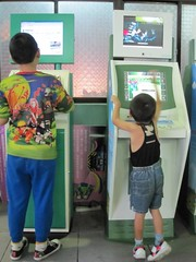 Kids and Kiosks