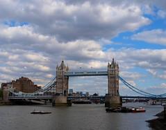 Tower Bridge / London (Ilias Orfanos) Tags: uk bridge blue england sky london tower clouds towerbridge buildings skyscape cityscape olympus platinumheartaward vanagram artofimages bestcapturesaoi