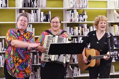Harmony Crossing Wrote and Performed the Musical Entertainment