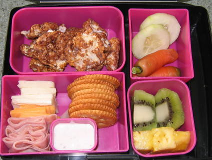 Bento Box Lunch 9/21/09