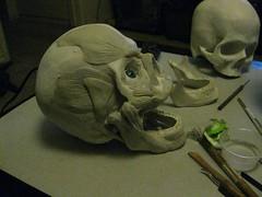 Joker's head