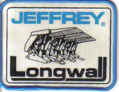 Jeffrey Longwall Patch (Coalminer5) Tags: mining jeffrey patch coal coalmine coalminer miningequipment coalmining longwall sewonpatch coalpatch miningartifacts miningpatch coalmemorabilia coalcollectibles miningmemorabilia miningcollectible coalcollectible longwallshield jeffreylongwall