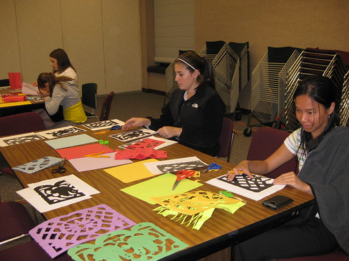 Papel Picado workshop
