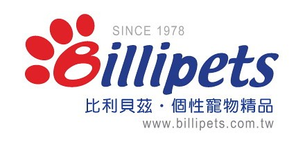 你拍攝的 Billipets logo.JPG。