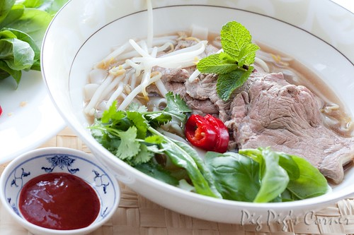 Vietnamese beef pho 14