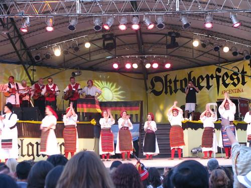 Viaje @ Villa General Belgrano, Oktoberfest 11/10/09