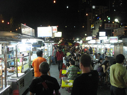 Gurney Drive night market