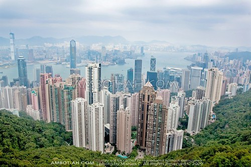 Victoria Peak, Hong Kong:  The Peak Tram, Tower, and Madame Tussauds Tour
