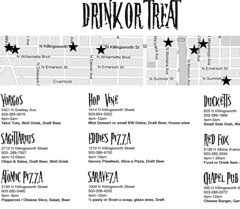 Drink or Treat