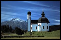 Austrian Church. (dlanor smada) Tags: austria tirol nice churches seefeld scenicsnotjustlandscapes ashowoff