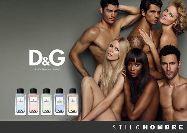 D&G ANTHOLOGY by STILOHOMBRE