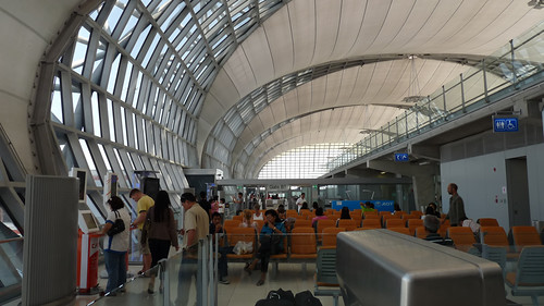 Suvarnabhumi airport スワンナブーム8