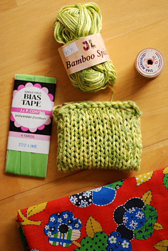 Bamboo Pouch Supplies