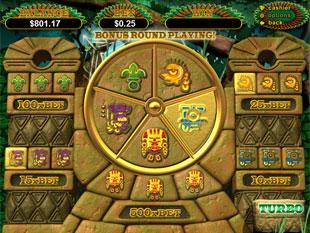 free Hidden Riches slot bonus game