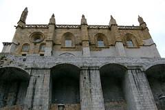 Santa Maria Eliza, Ondarroa (twiga_swala) Tags: santa church architecture spain maria gothic iglesia eliza espagne église pays bizkaia basque vasco andra vizcaya país ondarroa jaiotza mariaren ondarroako leaartibai korreta