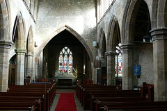 St. Mary - Badby interior