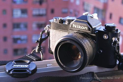 Mi Nikon FM