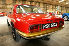 1971 RSS 517J Lotus Elan Sprint FHC (Stu.G) Tags: show uk england colin club canon eos gold three is 1971 leaf rss lotus unitedkingdom united kingdom malvern usm elan 1785mm sprint efs goldleaf chapman counties showground lotuselan fhc colinchapman f456 canonefs1785mmf456isusm 400d canoneos400d elansprint 17apr10 17thapril2010 clublotusshow threecountiesshowgroundmalvern 517j 1971rss517jlotuselansprintfhc lotuselansprintfhc rss517j