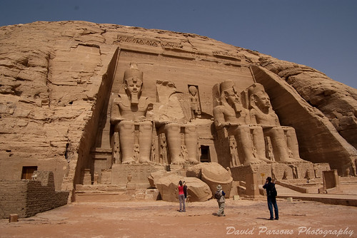 Abu Simbel - Great Temple