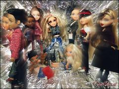 Bratz Modeling Inc. Photoshoot 2 - Psycho Iconz - Vitria (Carol Parvati ) Tags: party vitria bratz 2010 cloe carolparvati