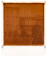 School (...bmd...) Tags: city school urban house paris france building window colors vintage square outside sx70 europe apartment couleurs empty squareformat urbanlandscape impossible polarod polaroid1000 lacour landcamera1000 impossibleproject silvershadepush